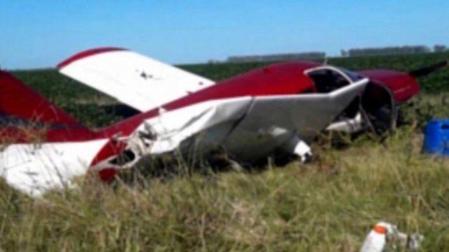 Juicio abreviado a un narcotraficante que cayó con su avioneta en San Justo