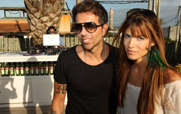 Es el delegado administrador del club Catania y marido de la modelo Daniela Urzi.