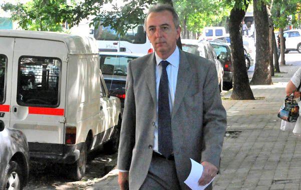 Marcelo Bailaque. El magistrado federal rosarino abrió un nuevo expediente que se deriva de la megacausa Feced.