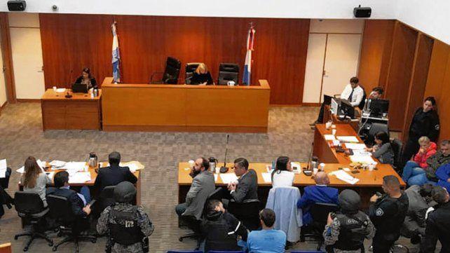 Alvarado y Rey fueron imputados juntos en una audiencia del 7 de junio del año pasado.