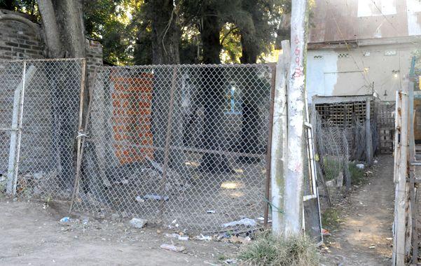 Maltratos. En la casa precaria de Ayacucho al 6700 vivía el niño