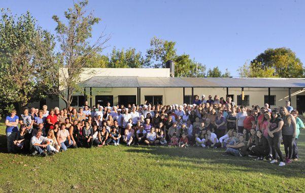 El trabajo como objetivo. Cientos de jóvenes buscan una oportunidad en las aulas de la organización Oscus. (Foto: V. Benedetto)