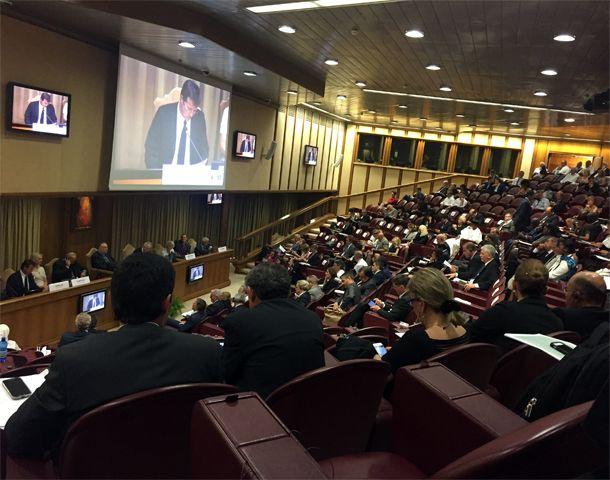 Los alcaldes de distintas ciudades fueron convocados en Roma.