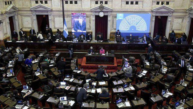 ´La Cámara de Diputados volverá a sesionar este miércoles.