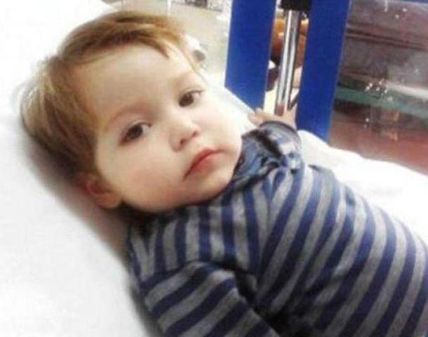 El pequeño reside en Corrientes.
