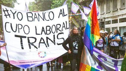 El Poder Ejecutivo reglamentó la Ley 27.636 de Promoción al Empleo para Personas Travestis, Transexuales y Transgénero.