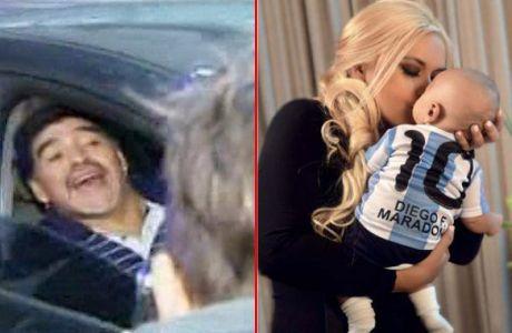 Maradona recibió dos muy buenas noticias de la Justicia