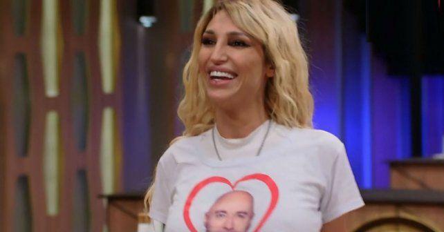 Vicky Xipolitakis confesó sus sentimientos por Germán Martitegui en MasterChef Celebrity