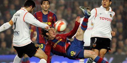 Messi no podrá jugar en Barcelona si los catalanes no lo ceden para ir a Beijing