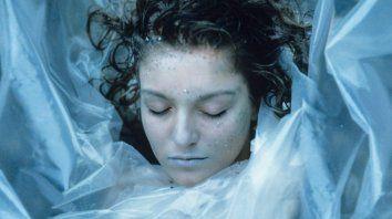 La imagen icónica de Laura Palmer en la apretura de Twin Peaks.