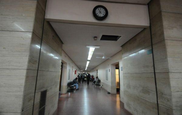 Receso atípico. Los expedientes por violencia familiar sacaron al Palacio de Justicia del letargo veraniego.
