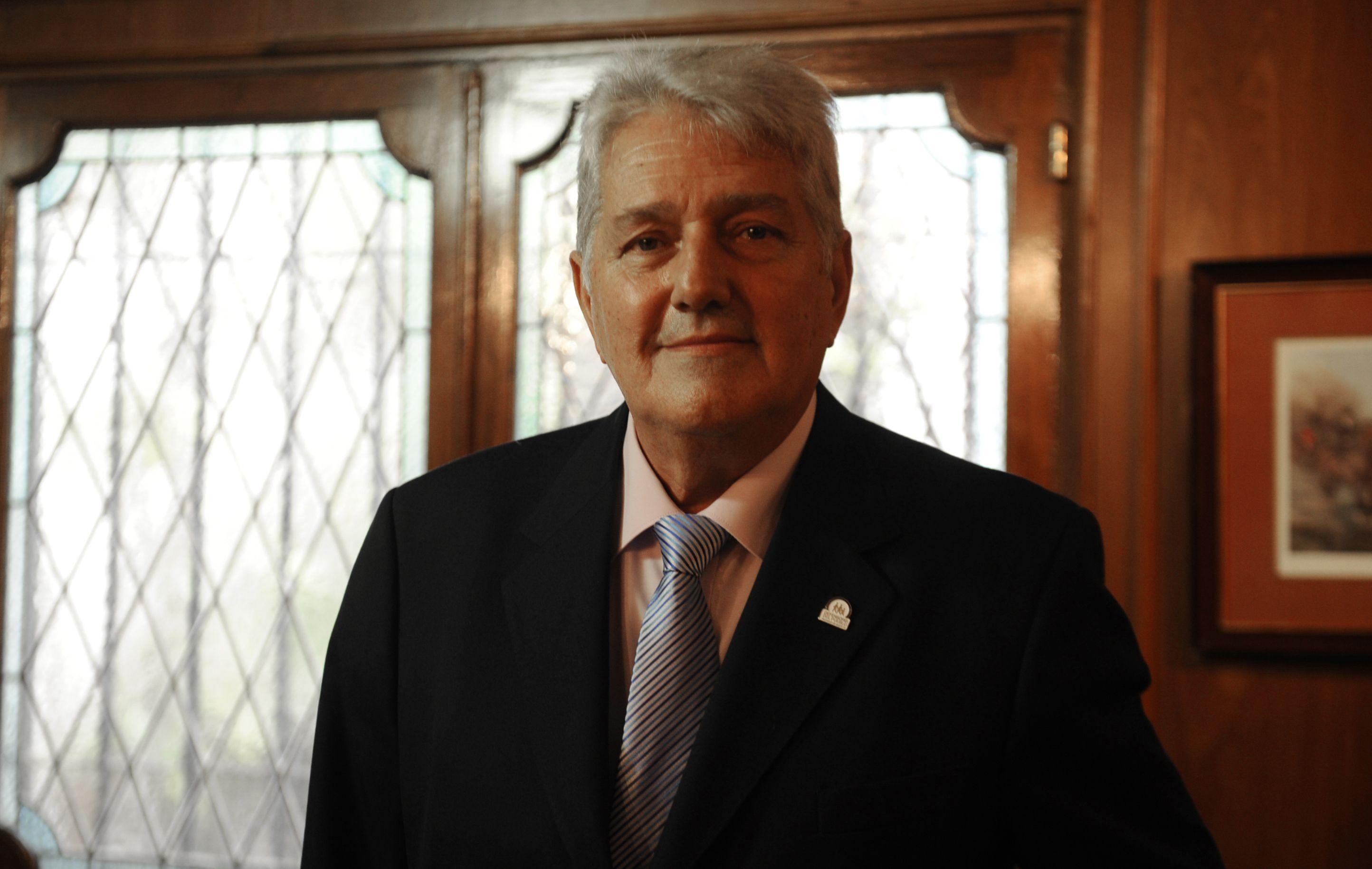El ex juez Edgardo José Bistoletti.
