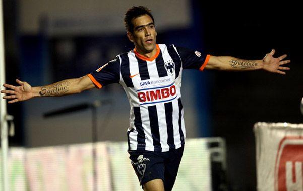 El presente de César Delgado está en los Rayados de Monterrey pero hay una chance de pegar la vuelta