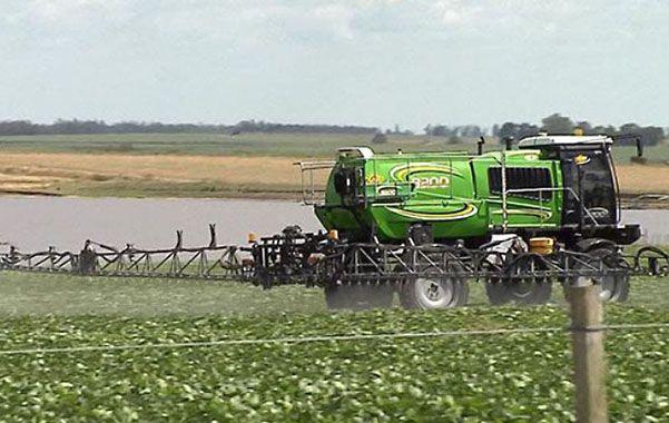 Agro y ambiente. El modelo de producción agrícola intensivo es motivo de debate. Ahora se abre un round judicial.
