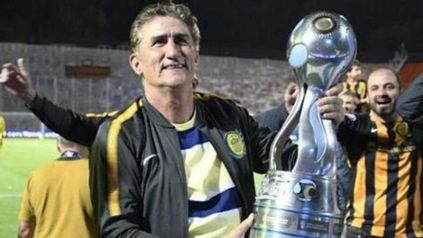 Edgardo Bauza le puso punto final a su extensa carrera profesional en el fútbol