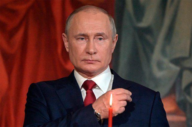 Putin se apresta a ganar las elecciones parlamentarias de septiembre.
