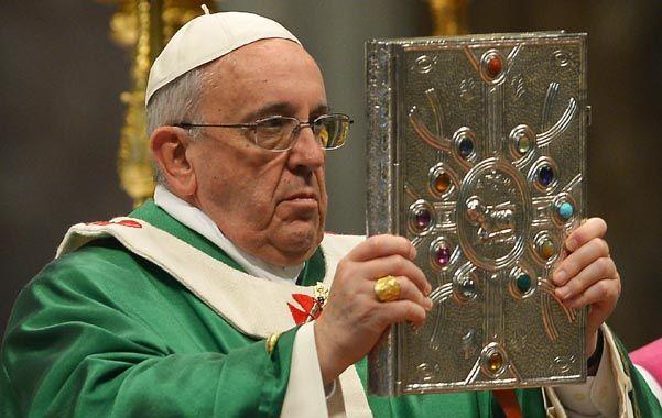 """El Papa: """"Debemos seguir adelante"""