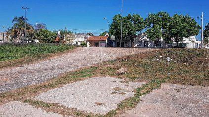 Coronel Dorrego y Larrea, el punto caliente del delito entre los barrios Guadalupe y Dorrego.