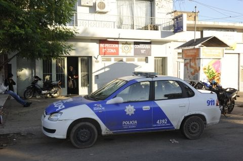 El crimen ocurrió en jurisdicción de la seccional 18ª. (Foto de archivo: S. Toriggino)