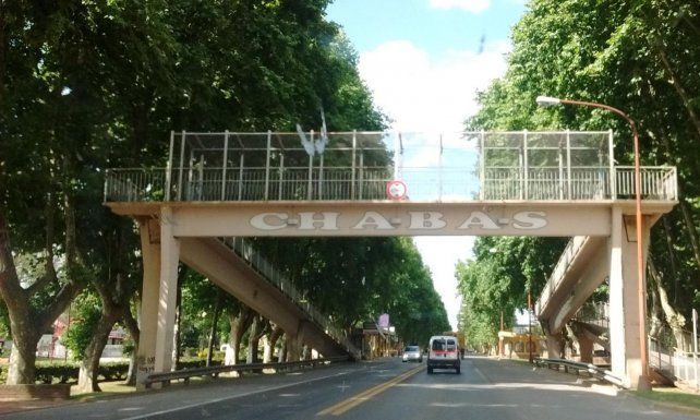 Localidad de Chabás