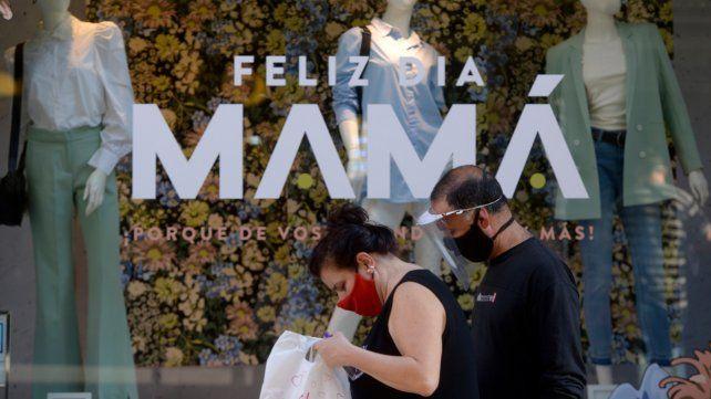 Las ventas por el Día de la Madre cayeron un 21,5 por ciento