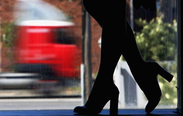 Destino final. La investigación refuerza la hipótesis de que Santa Fe es receptiva de la prostitución.