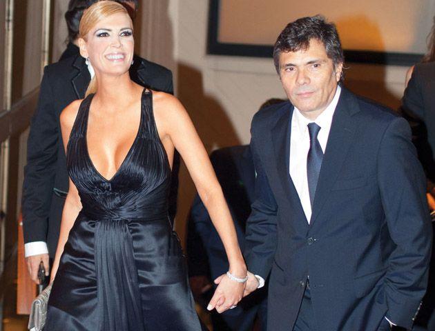 Canosa y Borensztein ya son marido y mujer.
