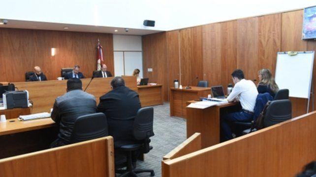 Veredicto. El Tribunal concluyó que Godoy fue autor del abuso sexual.