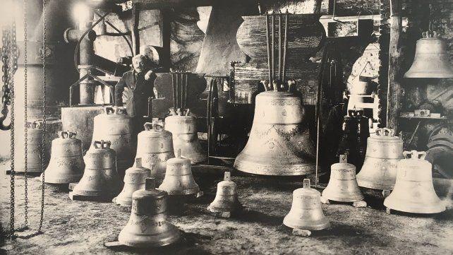 Las campanas, su origen y fundición
