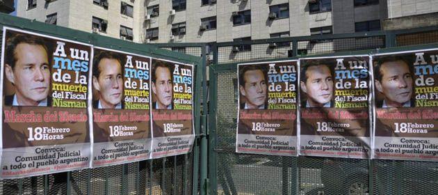 Stiusso fue vinculado al fiscal Nisman