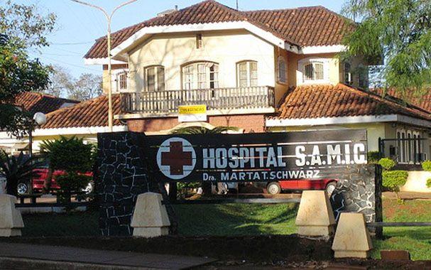 De aquí parten. El hospital público Samic Iguazú
