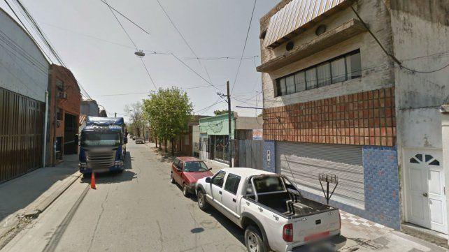 La pañalaera se encuentra en Molina al 2300.