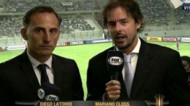 Qué le pasó a Mariano Closs justo antes del gol de River