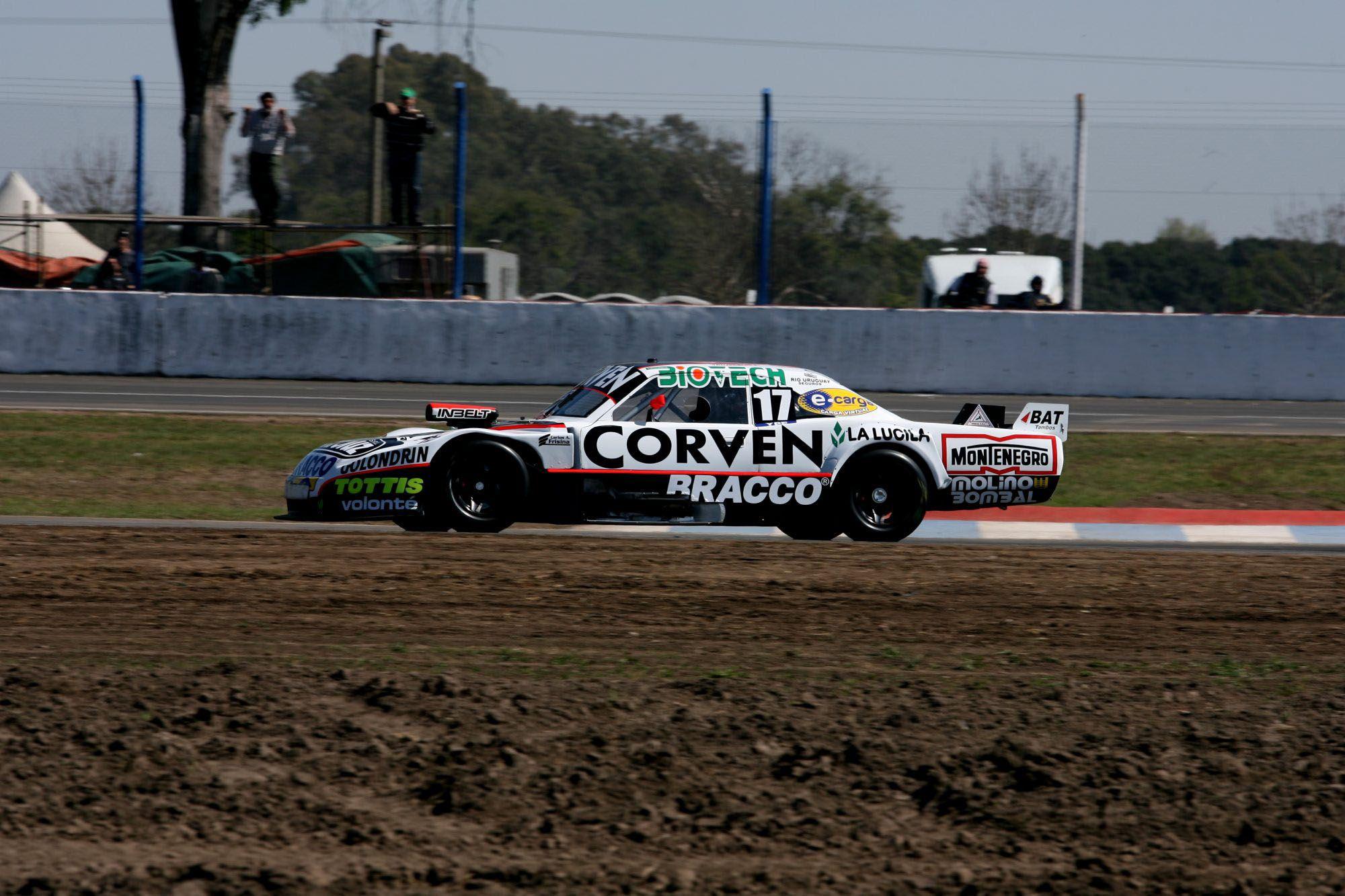 La Dodge del pilotos de Carreras anduvo rapidísima en un dibujo que la favorece. Angelini precisa sumar puntos gordos para asegurar su lugar en la Copa de Oro.