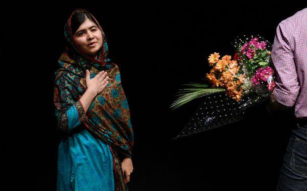 17 años. Malala
