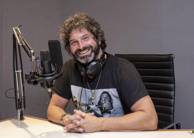 Iván Noble contó que está terminando su próximo disco solista compuesto en pandemia.