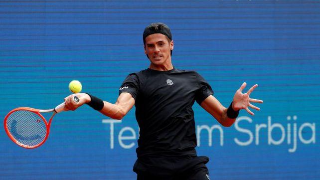 Federico Coria: La Copa Davis es lo máximo, es lo que uno creció viendo y anheló