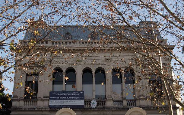 Valor arquitectónico. Los Tribunales Federales