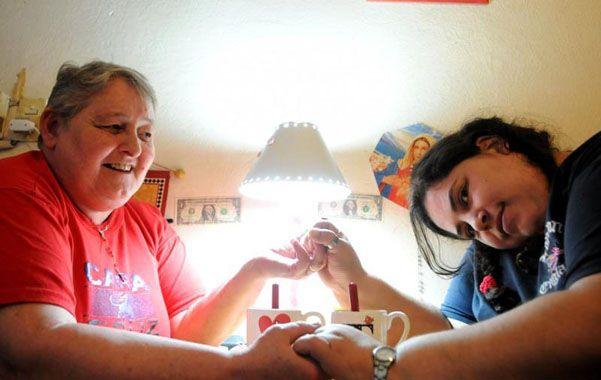 Viviana y Andrea