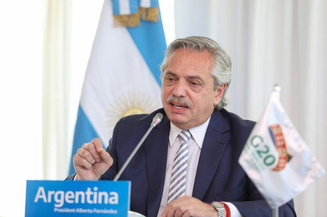 Alberto Fernández: El FMI es corresponsable de lo que se vivió en Argentina
