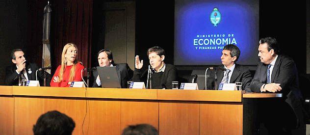 Kicillof explicó los detalles del decreto y las resoluciones vinculadas a biodiesel y molienda de soja.