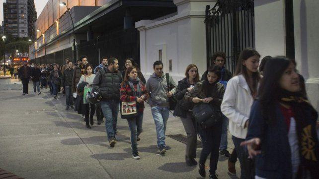 La pandemia de coronavirus provocó una fuerte caída del empleo.