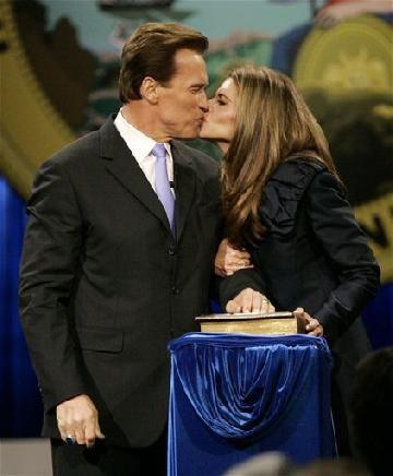 Se separó Arnold Schwarzenegger
