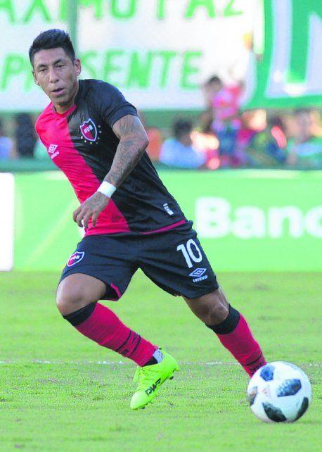 El 10 inactivo. Sarmiento dijo que se siente triste por el momento del equipo.