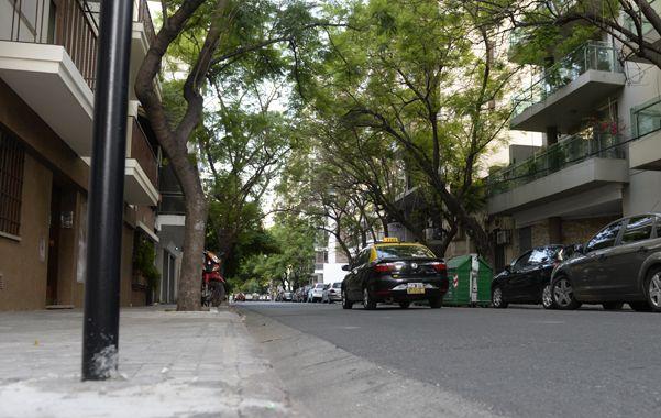 Brown entre Balcarce y Moreno