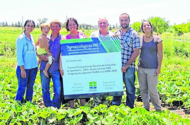 Impacto. Los agricultores tienen un rol clave en la provisión de frutas y verduras en todo el país.
