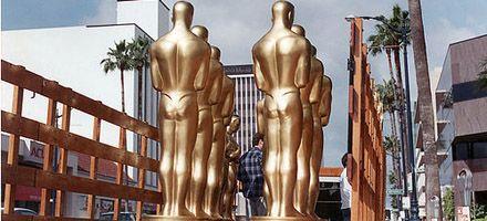 Los nombres de los presentadores del Oscar se mantienen en secreto