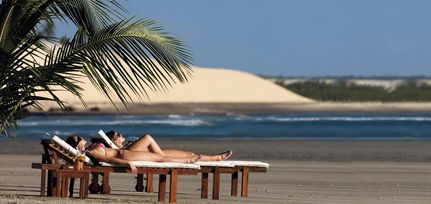Brasil: Las dunas del placer
