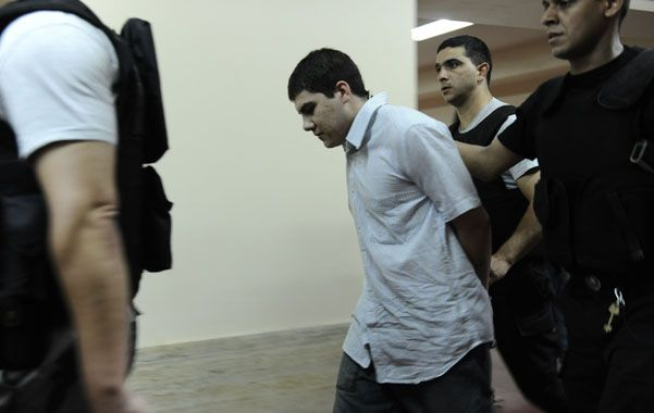 Preso. Emanuel Suárez está preso desde octubre en el marco de otra causa.
