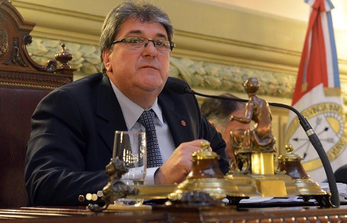 El referente del Partido Justicialista criticó la declaración de Lifschitz.